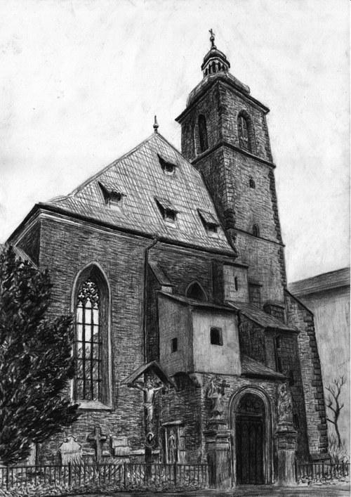 Kostel svatého Jindřicha v Praze