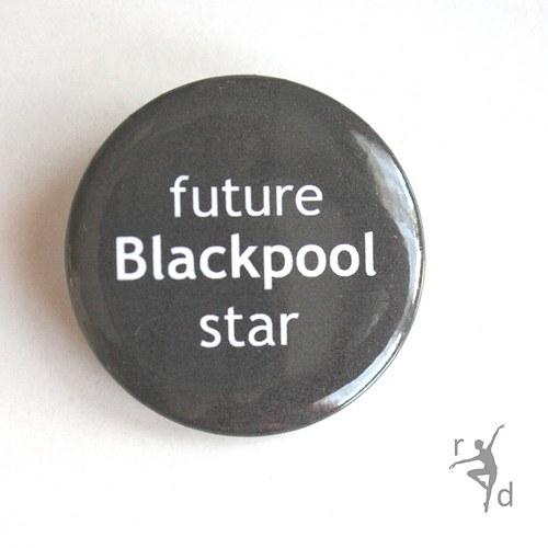 Placka FUTURE BLACKPOOL STAR