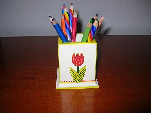 Tužkovník-tulipán