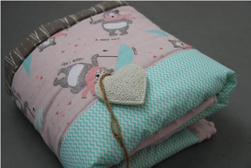 Dětská deka Minkee