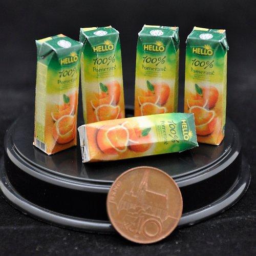 Minijuice hello pomeranč