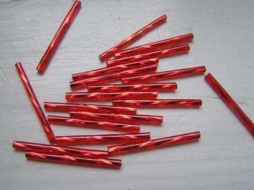 Rokajl - čípky - tyčka 10g - 30mm -cca 35ks