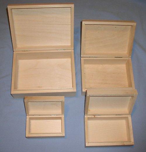 Krabička největší ze 4 DL234