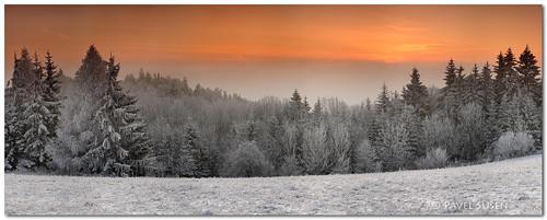 První sněhová...