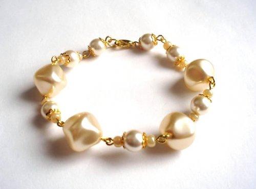 Náramek Pearl Ivory