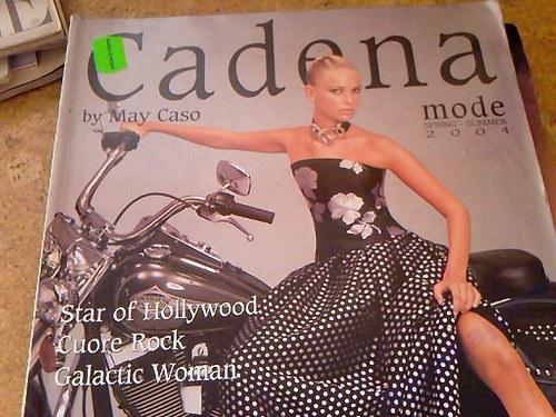 CADENA-  motivační  časopis