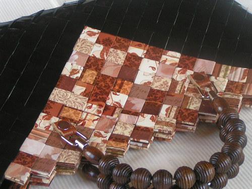 Kabelka skládaná - candy bag
