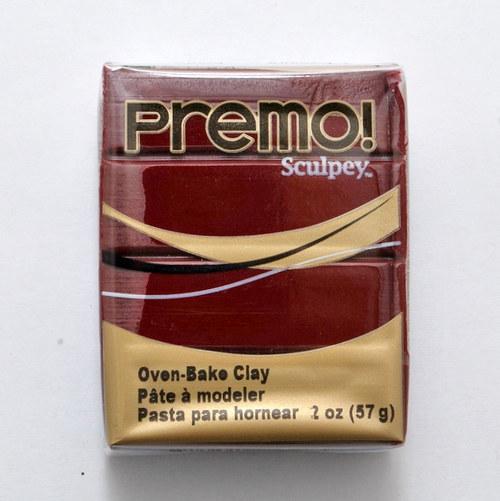 PREMO / Červená alizarin (5383)