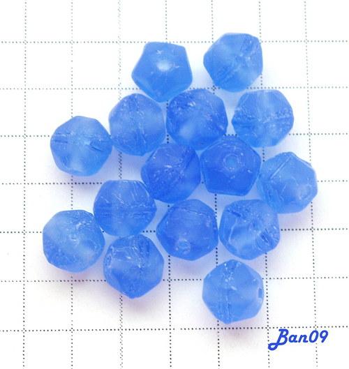 Angličáky modré mat