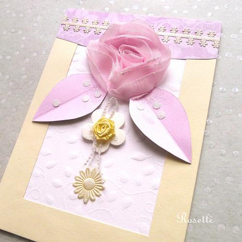 Růže z lásky ... -  přání