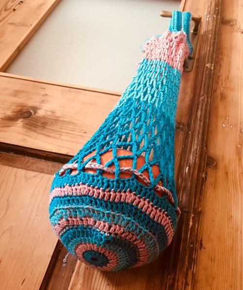 Královna mezi taškami - síťovka No.011