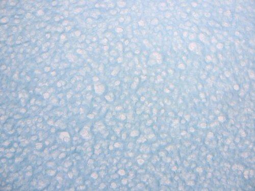 Ruční morušový papír A4 - Rain modrý