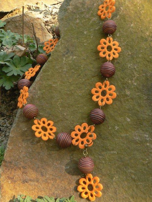 květinkovec - oranžovorezavý