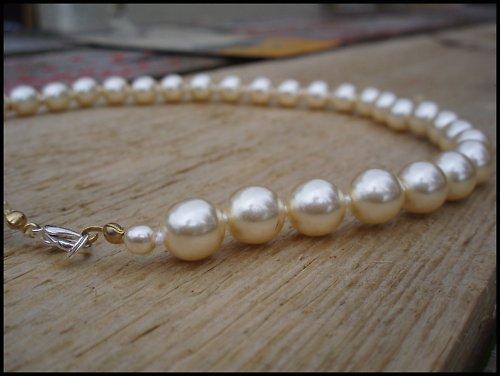 Perličkový náhrdelník  3.