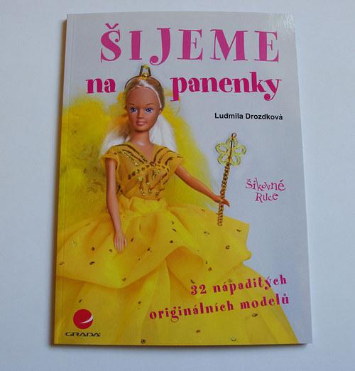 Kniha Šijeme na panenky