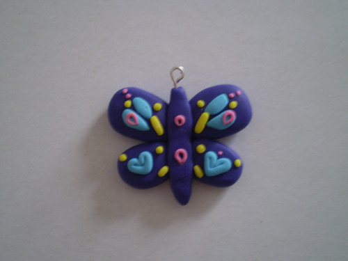 Přívěsek motýl