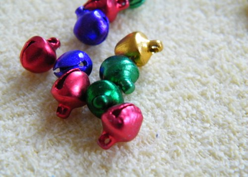 Rolnička barevná 7 mm