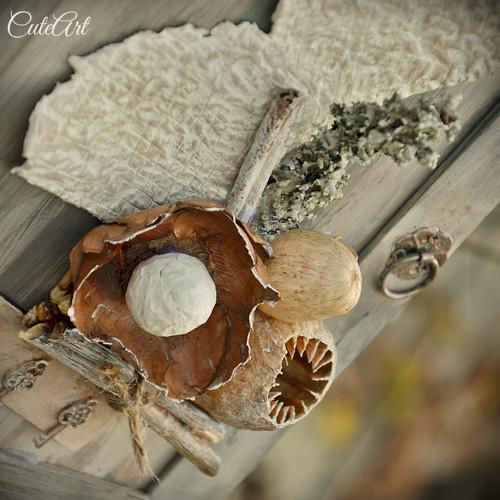 Na samotě u lesa - skrinka na kľúče