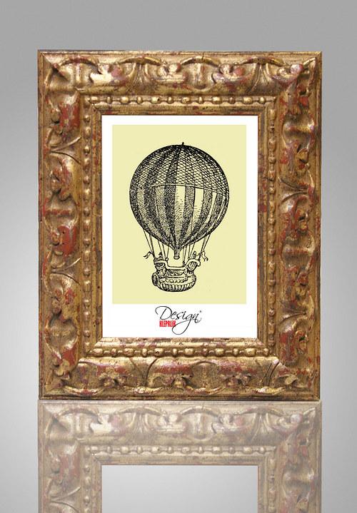 Rámeček 13x18 cm Bohemia Gold