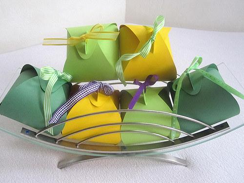 Krabičky na velikonoční vajíčka 2