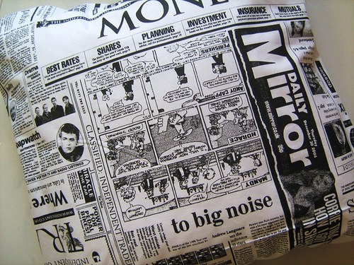 Mám rád KOMIKS a peníze :-) - povlak na polštářek