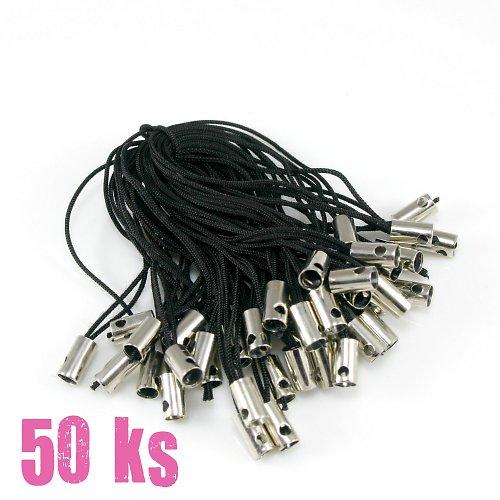Černá poutka - 50 ks