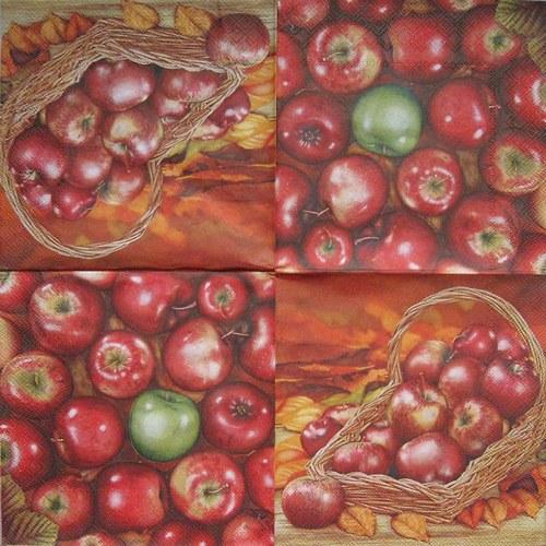 Ubrousek Jablíčka červená č. 1701