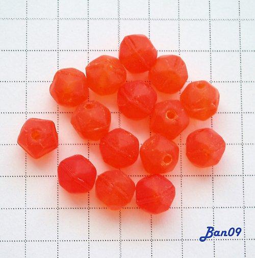 Angličáky oranžové mat