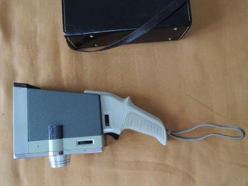 Kamera rucni 8mm A8G klasika