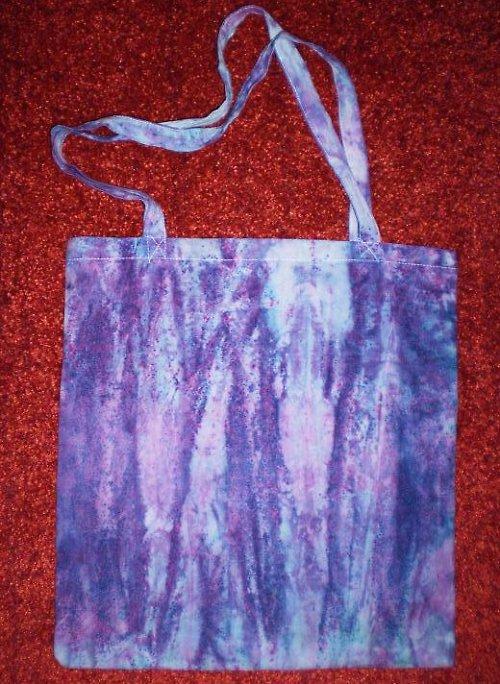 Výprodej!!! Batikovaná taška