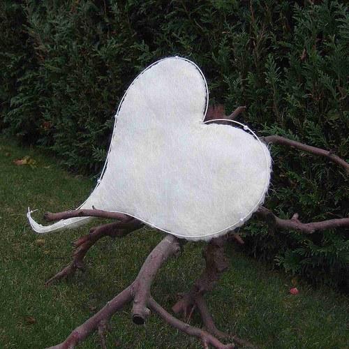 Srdce-sisal(svatební)4