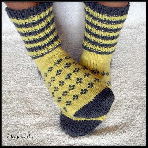 ponožky 0087