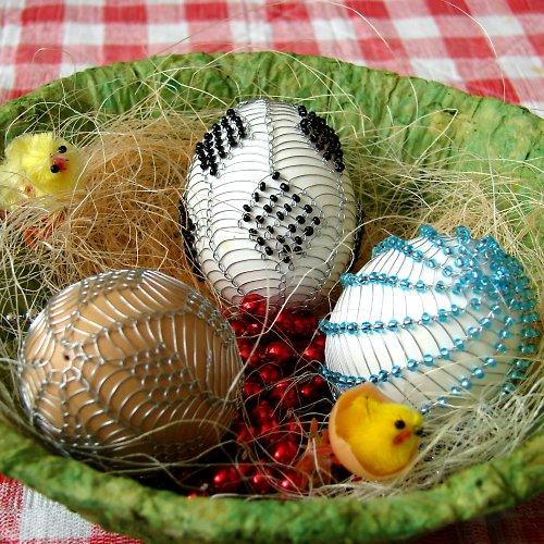 Netradiční vajíčka
