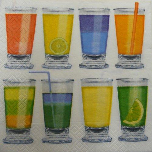 Ubrousek - nápoje