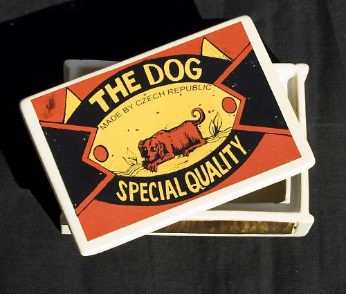 Krabička The Dog