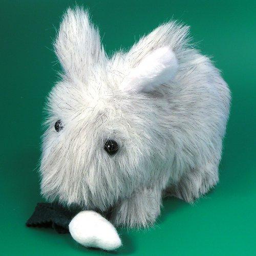 Králík Stříbrný - autorská hračka