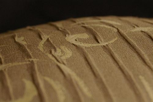 Polštář se vzorem 40 x 40 cm s náplní