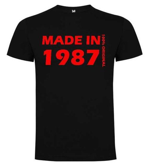 Tričko Made In...