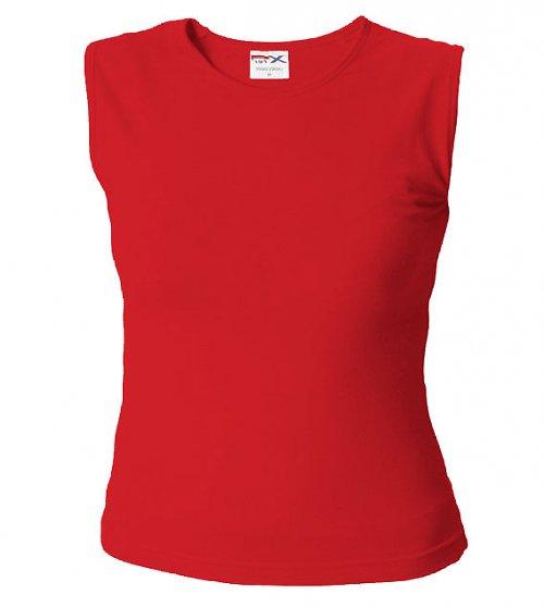 Dámské X-fer - červená, M, L - výprodej