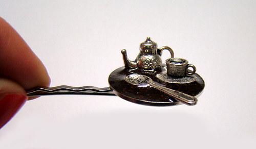 Pravá turecká! - kávová sponka
