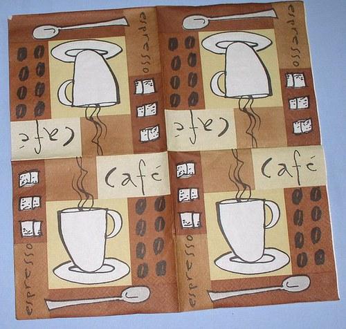 Ubrousek  CAFE 215
