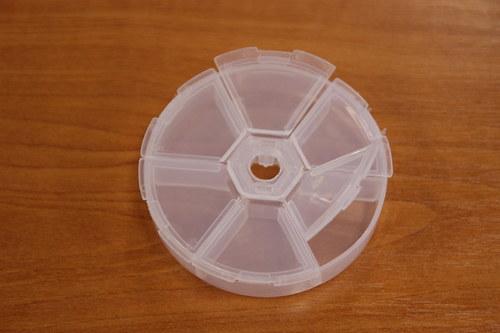 Plastový pořadač č.5