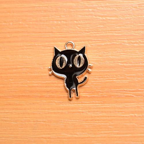 Kočka - 19x15mm