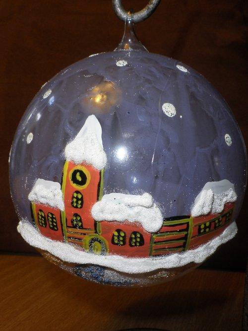 vánoční koule - SLEVA ze 199,-Kč