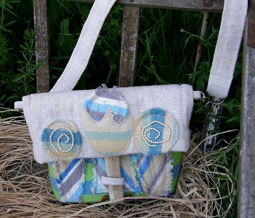 Kouzelná kabelka v Kouzelné zahradě  (A4)