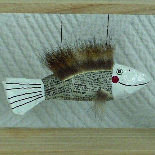 Ryba v  rámečku
