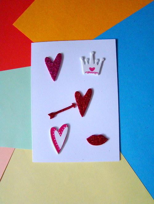 Valentýnské přáníčko
