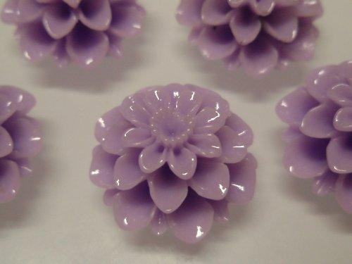 19863-B13 Kabošon květ SVĚTLE FIALOVÝ