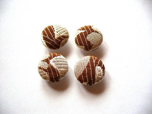 knoflíčky kafé aroma
