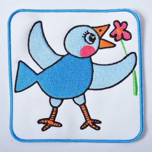 Magnetka vrabčák OOLP
